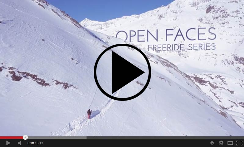 Open Faces Freeride Contest - Obergurgl-Hochgurgl